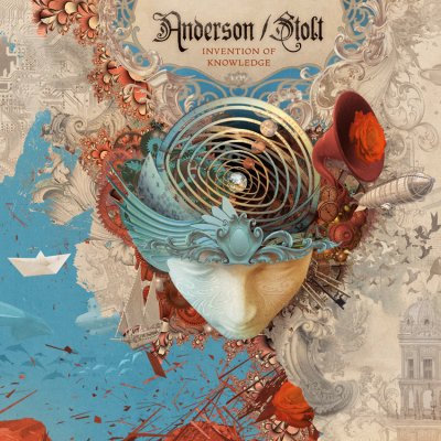 Anderson/Stolt - Invention Of Knowledge (2016) Digipak